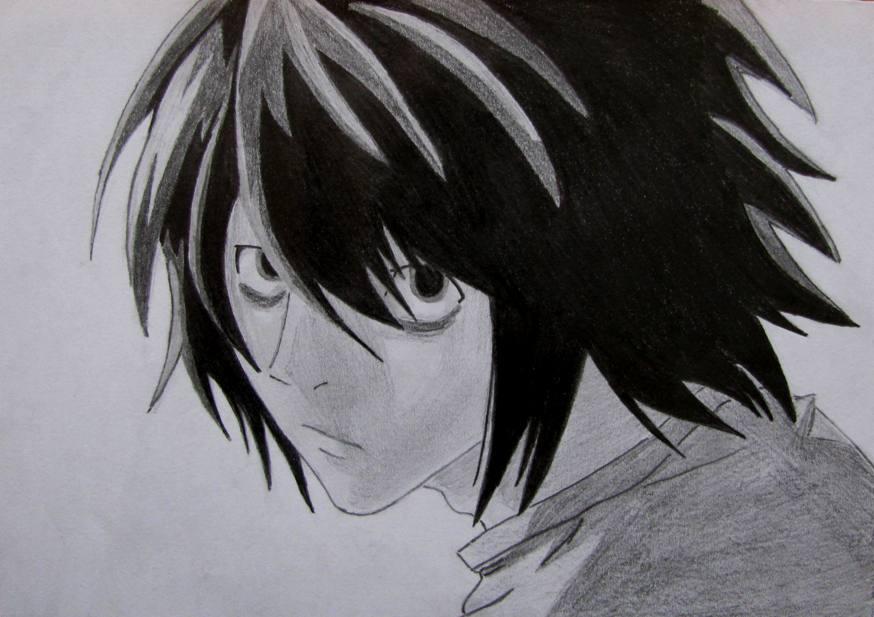 Ryuuzaki by rockswood