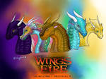 Wings Of Fire - The dragonets of destiny