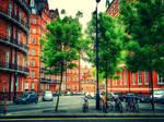 ... melancholy london ...