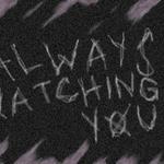 ALWAYS WATCHING YOU (GIF) by HawkOfTheNight