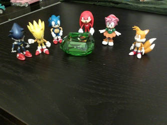 Sonic collection part 1