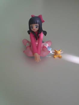 Tomoyo and kero figurine 2