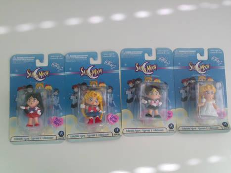 Sailor Moon figurines for sale
