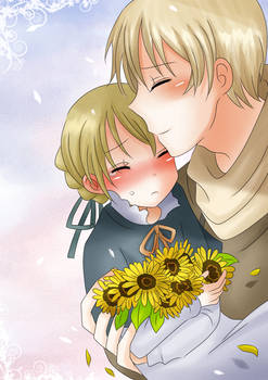 dont cry, ukraine-chan~