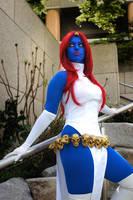 Mutant : Mystique by jj-dreamworldz