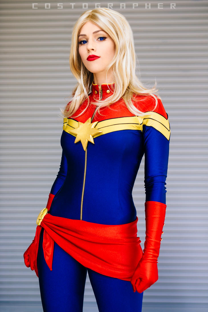 My Name is Captain Marvel by jj-dreamworldz
