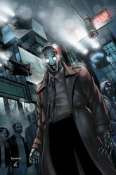 Agent 42, Issue 3 Cover