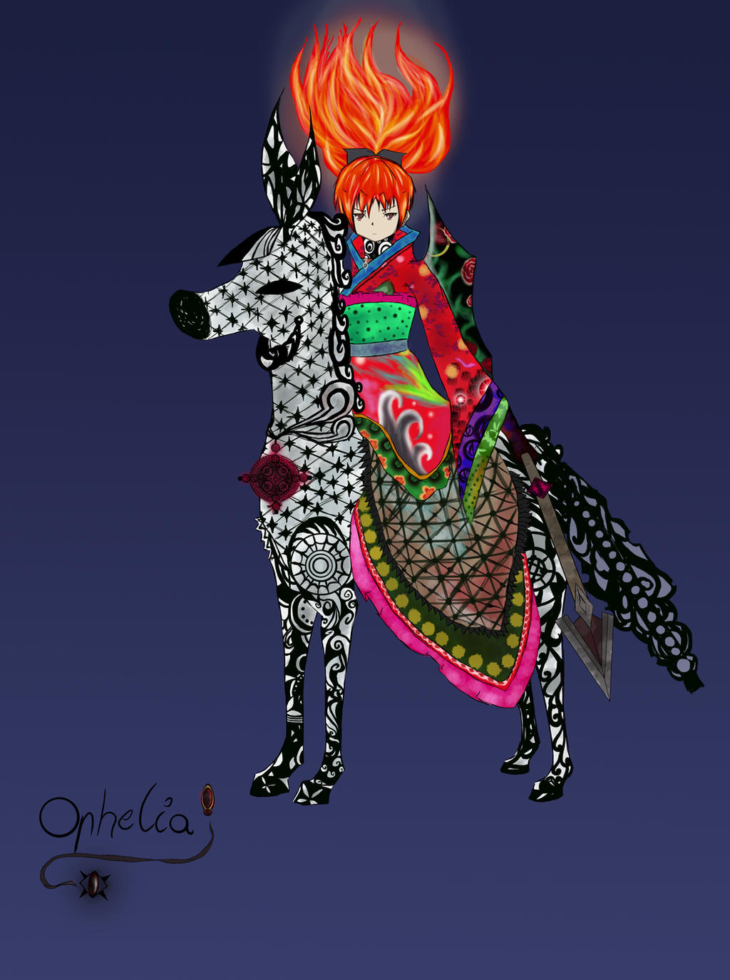 Ophelia by moonwind22 on DeviantArt