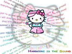 Raver Hello Kitty