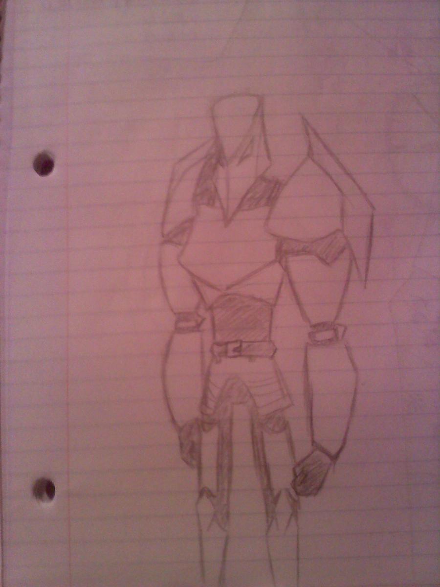 Sketch2 by Yxanr