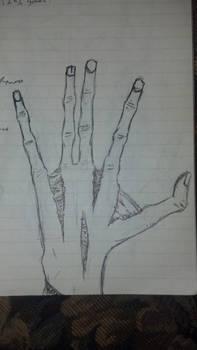 Splitting Hand