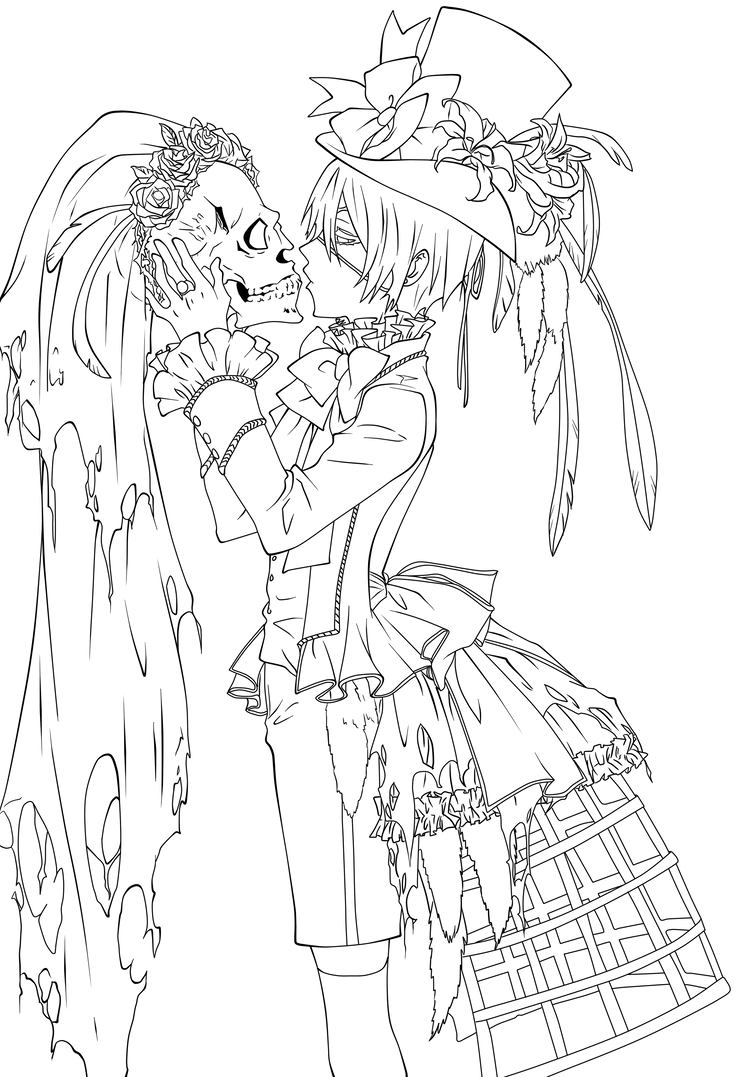 How To Draw Sebastian S Cat
