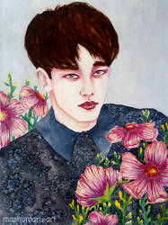 Jongdae by Mashumaru-art