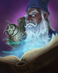 Merlin and Archimedes