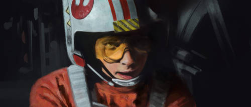 Star Wars study by didok80