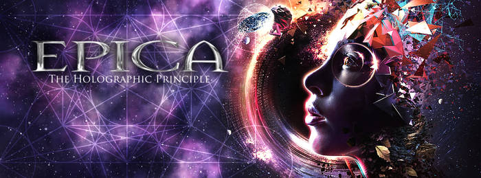 Epica - The Holographic Principle Facebook headers