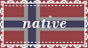 Norwegian Native by IdiosyncrARTic