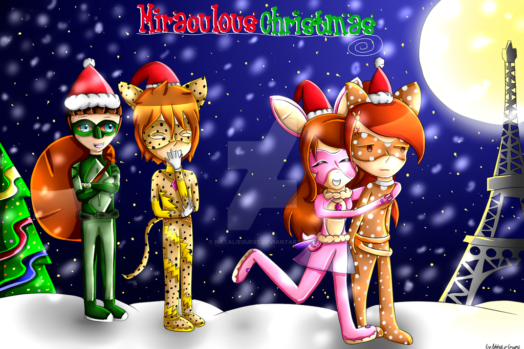 A Miraculous Christmas Front Page by NatalieGuest