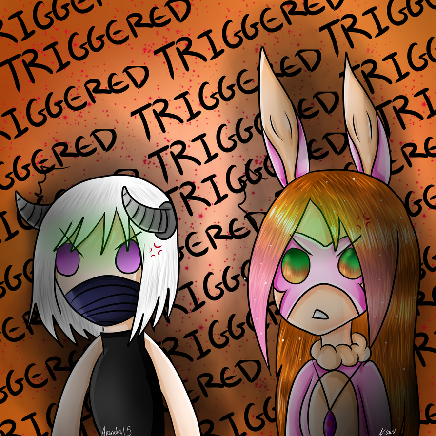 Triggered XD by NatalieGuest