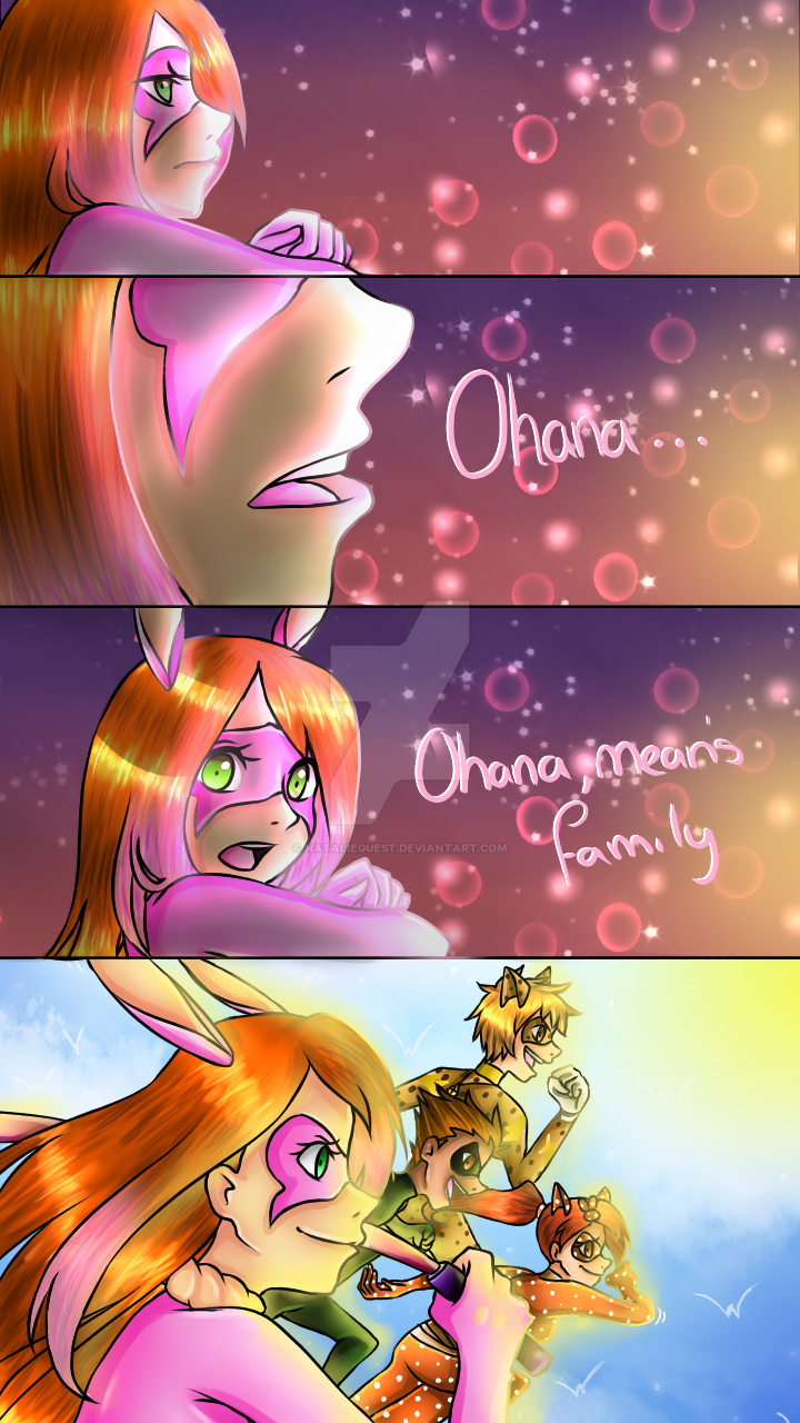 Ohana- Miraculous Adventures Page 2 by NatalieGuest