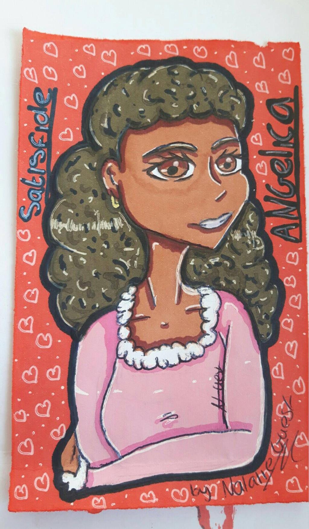 Angelica Schuyler by NatalieGuest