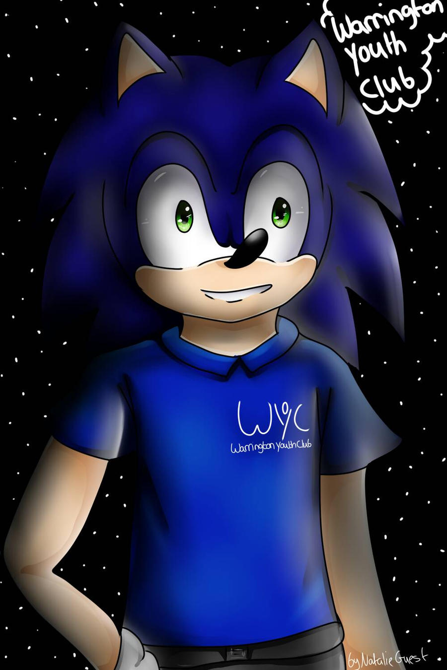 GIFT: WYC Sonic by NatalieGuest