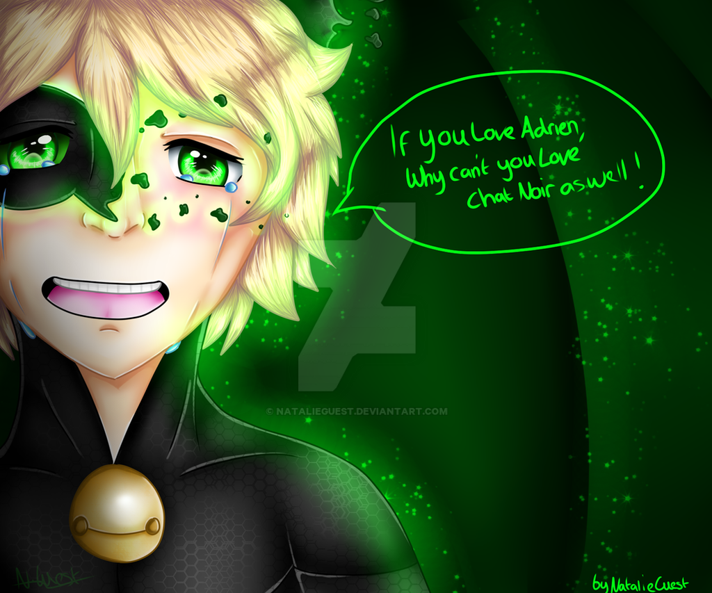 Hurt Chat Noir by NatalieGuest