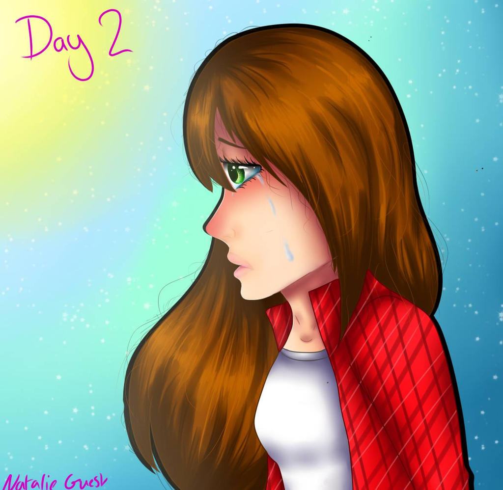 Side Anime Relism Challange Day 2 by NatalieGuest