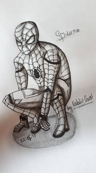 SpiderMan Pencil