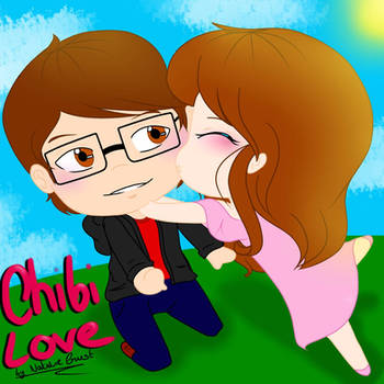 Chibi Love (Simplistic style) by NatalieGuest