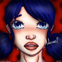 Adrien? Marinette Doodle