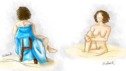 Fad: Life Drawing 5