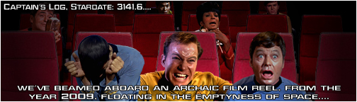 TOS Crew Sees Star Trek '09 by HappyRussia