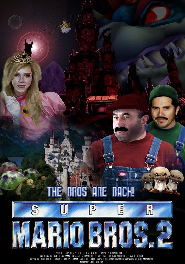 Super mario bros 2 movie
