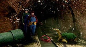 The Real Mario Bros. by HappyRussia