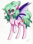 Fraise (Colored) by LuxiWind