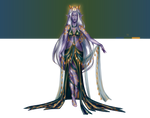 Olorale's Myth Drannor Dress by tobor88