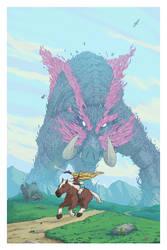 Ganon the Boar Demon