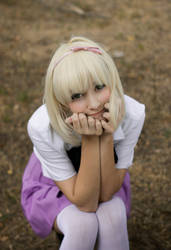 Shiemi by AntonyFreedom