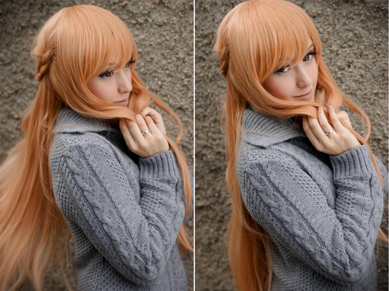 Asuna by AntonyFreedom