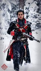 Shay Patrick Cormac - Assassin's Creed: Rogue by Gin-Cosplay
