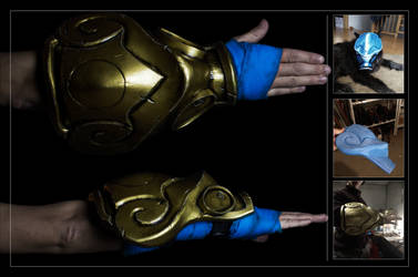 [WIP] Radiant Wukong - League of Legends by Gin-Cosplay