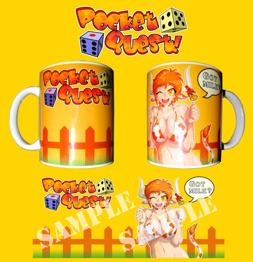 Pocket Quest! - Karol mug