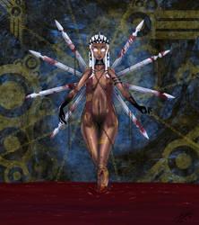 Empress Elexorien by Testament77