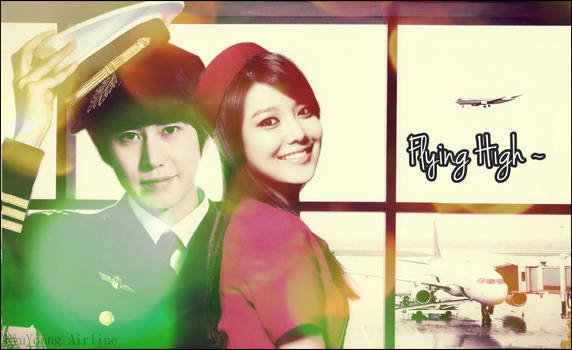 Flying High [KyuYoung Airline]