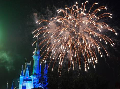 Castle Fireworks 1.1