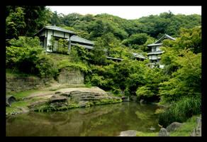 A Kamakura view