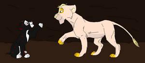 Hi little sister.(StoryPart1) by TomiPhantom