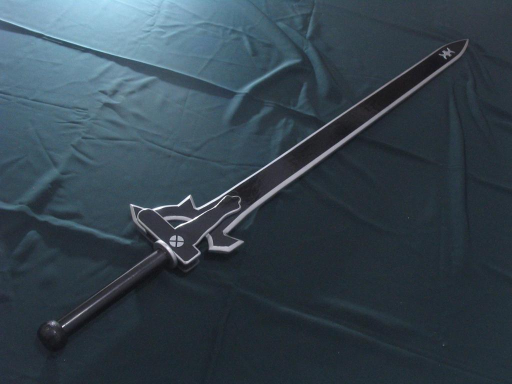 Elucidator Sword Replica By Zeihn On DeviantArt