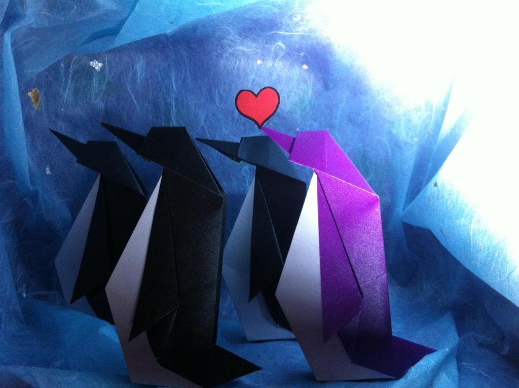 Mine was a penguin. by angeljunkie